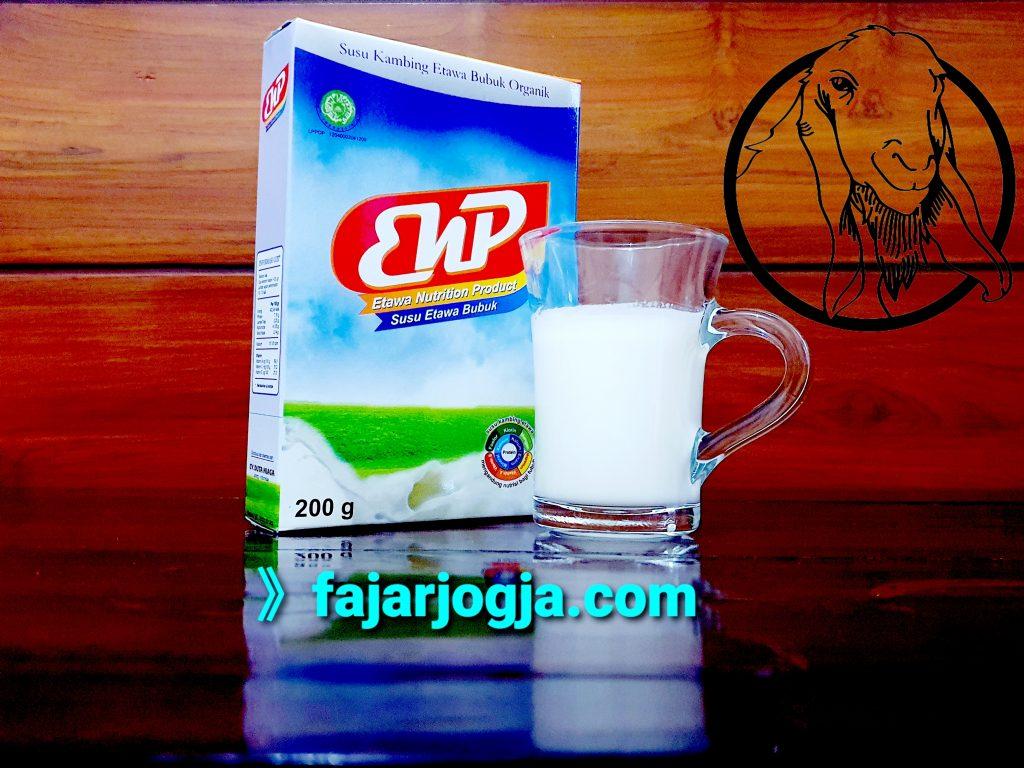 merk susu kambing terbaik