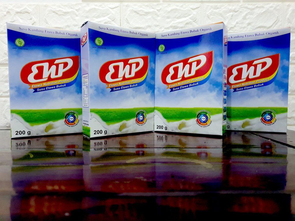 merk susu kambing terbaik untuk anak